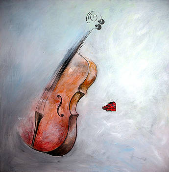 Musical Message by Germaine Fine Art
