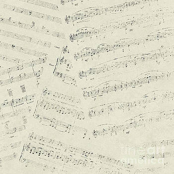 Musical Papers by Pristine Cartera Turkus