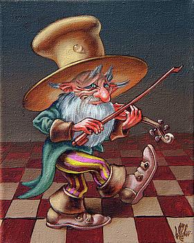 Musical Troll by Victor Molev