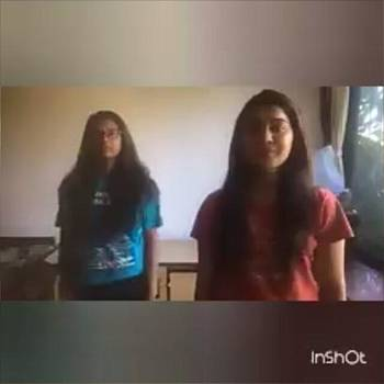 @musical.ly  @dhanashreevijay  #love by Neha Mulherkar