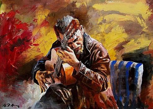 Musicer by Alim Adilov