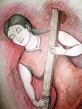 Musician by Kashyap Dakorwala