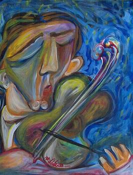 Musician by Michaela Kraemer