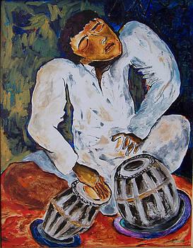 Musician by Padma Prasad