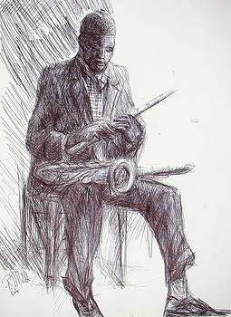 Musician by Patrick Mills