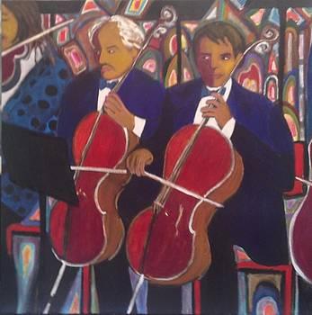 Musicians by Fran Steinmark