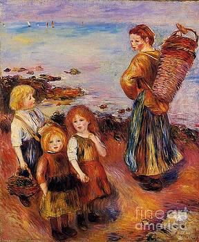 Renoir - Mussel Fishermen