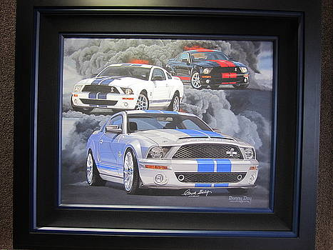 Mustang GT500 by Danny Day