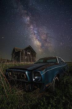 Mustang II  by Aaron J Groen