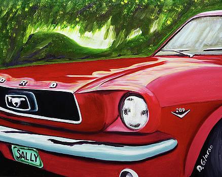 Mustang Sally by Dean Glorso
