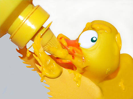 Mustard Thief by Yvonne Willemsen