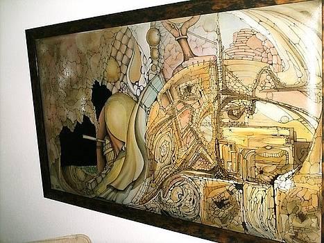 Mutanabbi  by A Hwais