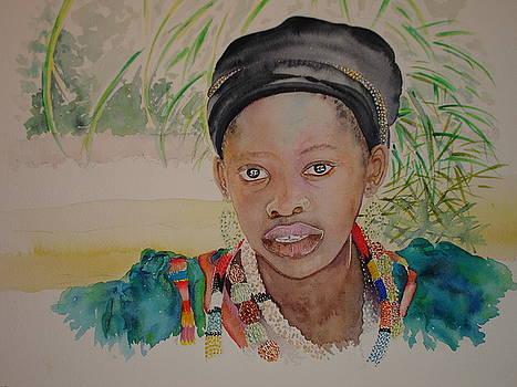 Mutinta Chikuni Zambia by Colm Brophy