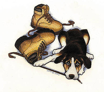 MuttNBoots by Jason Dunn