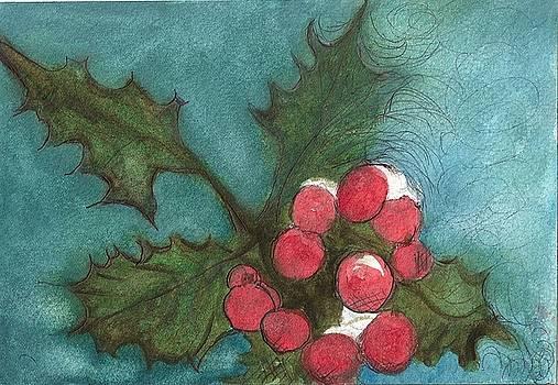 Muzzy's Holly by Denise Marie Johnson