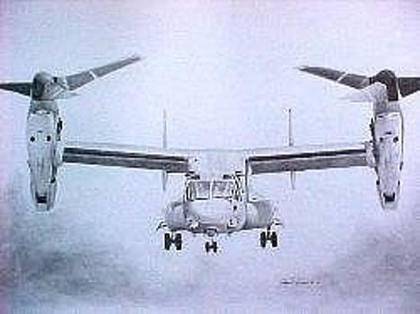 Stephen Roberson - MV-22 Osprey