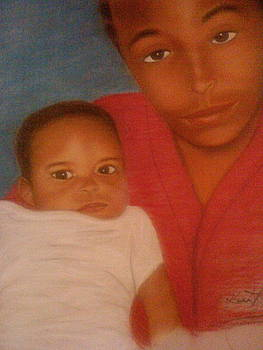 My 2 Son's by Keisha Stovall