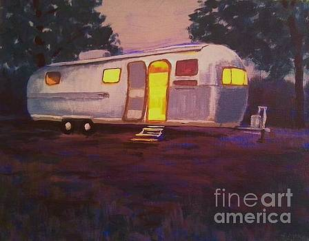 My Airstream Dream II by Suzanne McKay