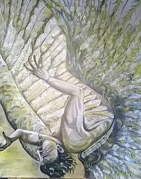 My angel by Ann Bakina