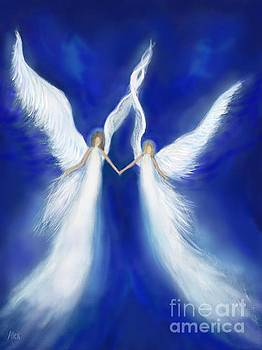 My Angels Above by Leslie Allen