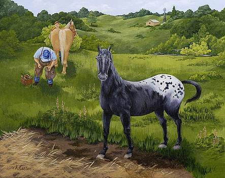 My Appaloosa by Kathleen Keller