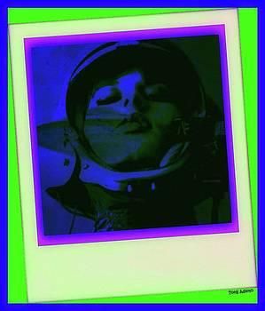 My Art Works R not Photoshopped/Minimal UFO by Tony Adamo