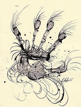 My Artistic Hand by Kalynn Kallweit
