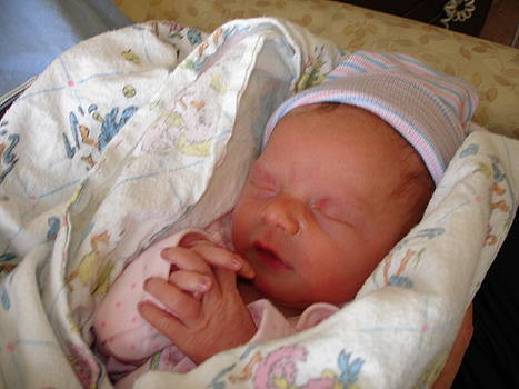 My Baby Prays by Daniel Henning