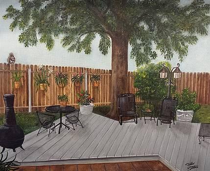 My Back Yard by Judy Jones