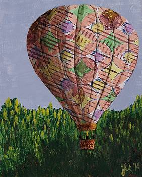 My Beautiful Balloon by Lori Kingston