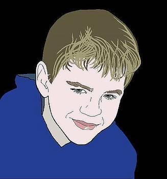 My beautiful Edward by Dan Clewell