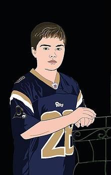 My beautiful Jr. by Dan Clewell
