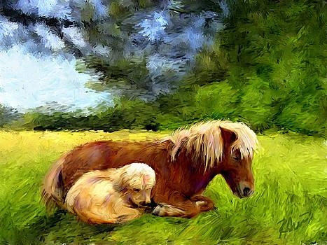 My Best Friend by Karen Derrico