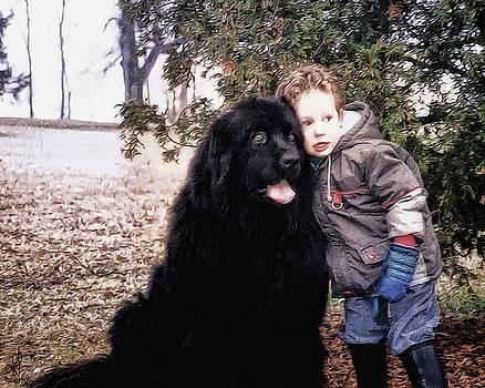My Best Friend by Pennie  McCracken