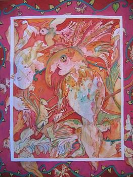 My Birds and My Butterflies by Marlene Robbins