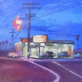 Kathleen Strukoff - My Blue Heaven