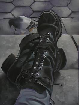 My Boots by Candice Wright