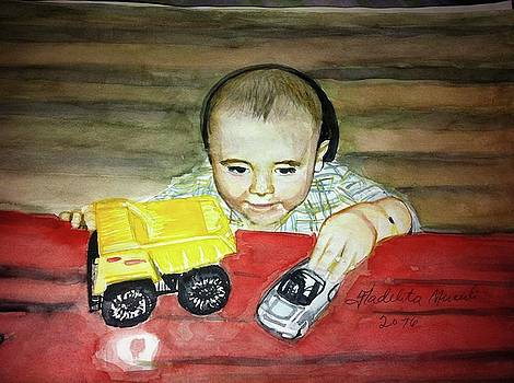 My Boy by Fladelita Messerli-