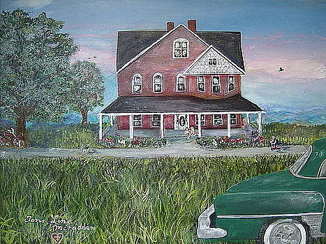 My Braddock Heights home by Antoinette Mcfadden