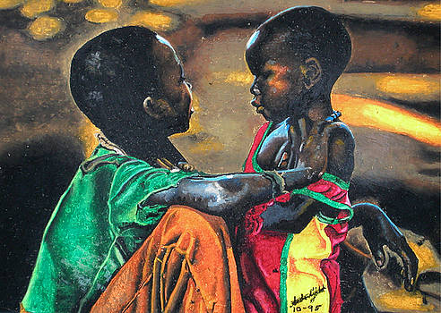 My Brothers Keeper by Andre Ajibade