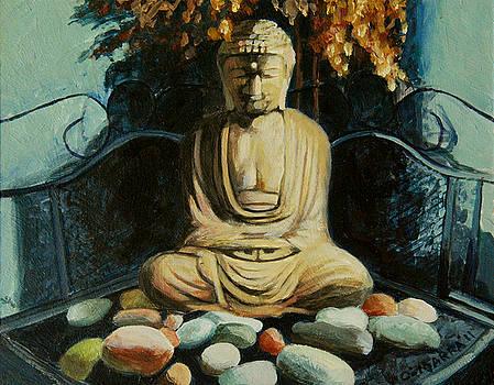 My Buddha by Allan OMarra
