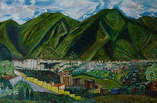 My City. by Sara Perez
