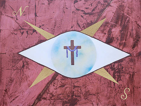 My Compass by Cedric Wells