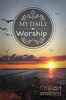 My Daily Worship by Jean Plout