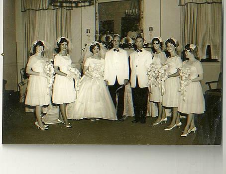 My Dear Cousin Sarah Anne's  Wedding by Anne-elizabeth Whiteway