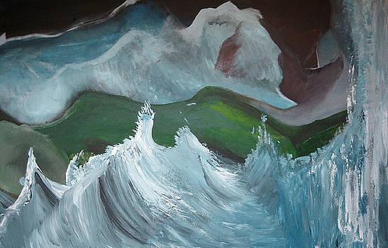My Delicious Ocean by Darkest Artist