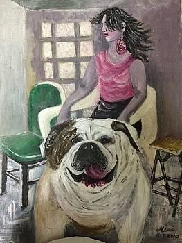 My Dog, My Friend by Mimi Eskenazi