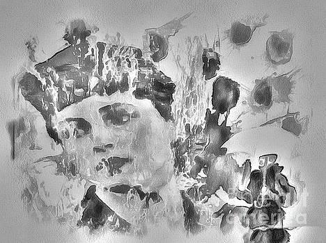my dream collage Nesterov by Yury Bashkin