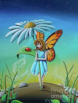 My Fair Lady #fairy by Cindy Thornton