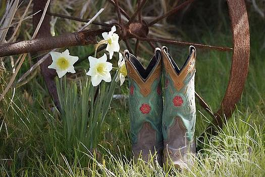 My Favorite Boots by Benanne Stiens